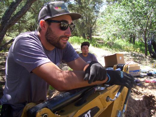 Wastewater Specialist Robert Medeiros