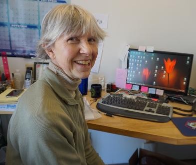 Wastewater Specialist Madeleine Wells